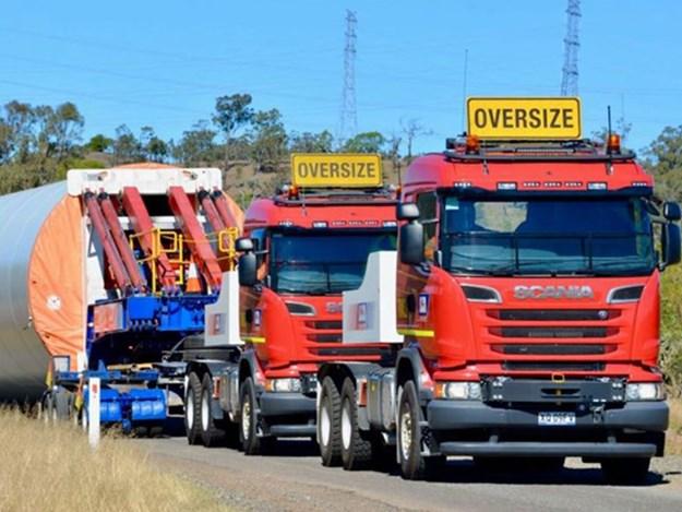 Qube-trucks