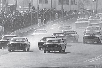 GTHO racers