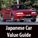 Japanese Car Value Guide