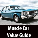 Muslce Car Value Guide