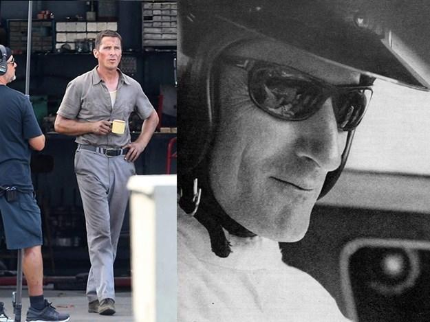 Ford V Ferrari Hollywood Movie Comes Out November 2019