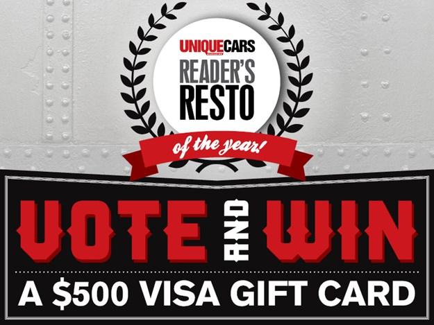 2020 Reader Resto Competition