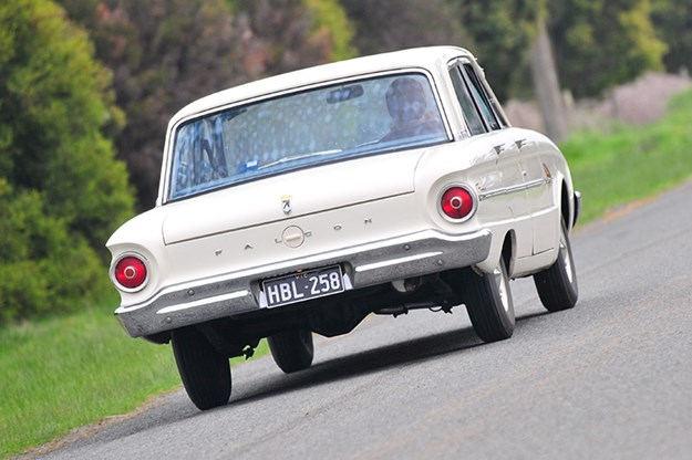 R:\Web\WebTeam\Mary\Motoring\UC 439\xk falcon\ford-falcon-onroad-rear.jpg