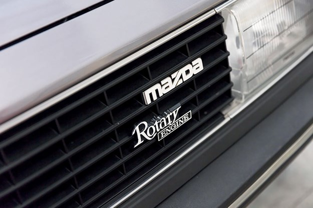 Mazda 626 Rotary grille