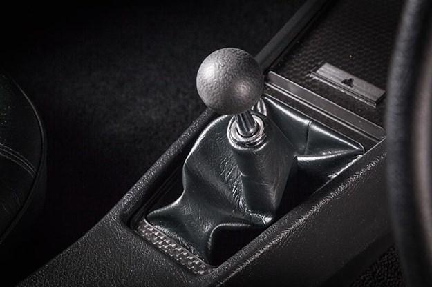 Holden HQ Monaro gearstick