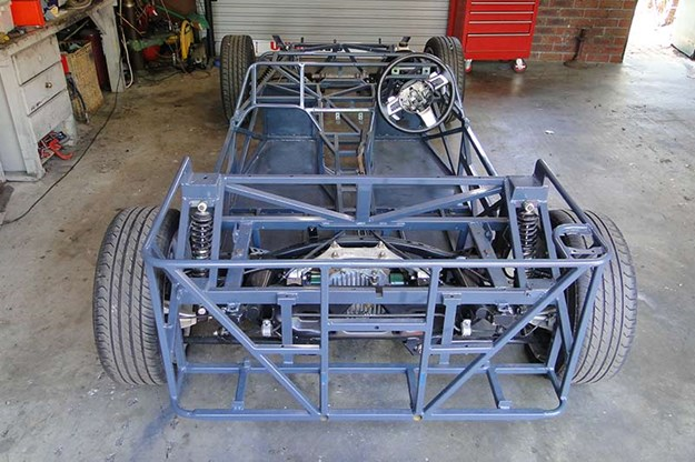 clubman chassis