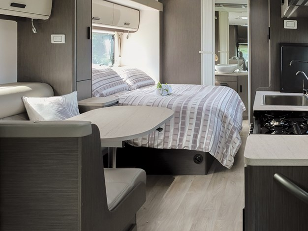 Jayco conquest bedroom apartment