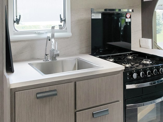 Jayco conquest sink