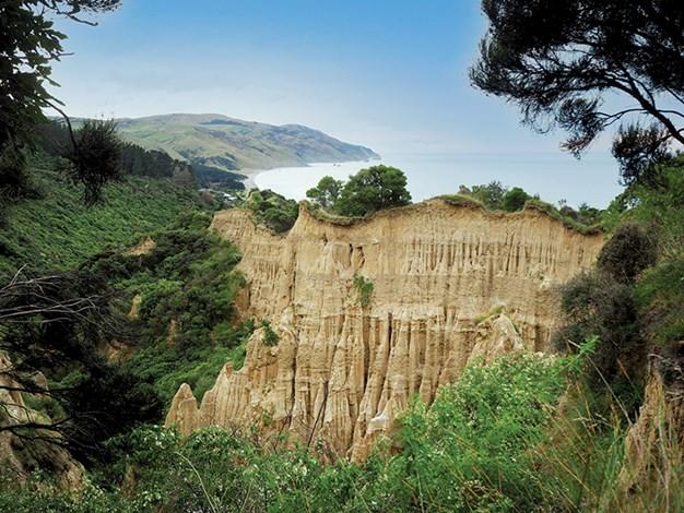 Cathedral Cliffs Jo Scott