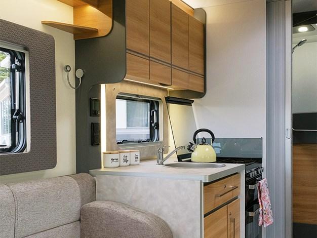 Bailey Adamo kitchen cupboards