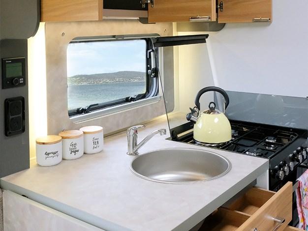 Bailey Adamo kitchen sink