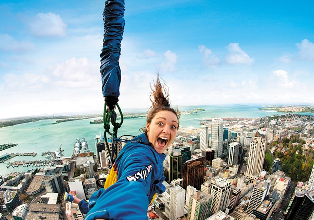 Jump! At the Sky Tower