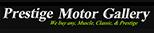 PRESTIGE MOTOR GALLERY PTY LTD