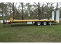 2014 NORTHSTAR TRANSPORT EQUIPMENT TRI AXLE TAG TRAILER