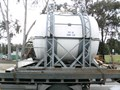 1993 WHC CHEMICAL CARTAGE TANK