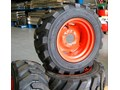 RHINO SPARE TYRE ASSEMBLE 8.5-12 FIT BOBCAT MODEL 463 SKID STEER LOADERS [ATTTYRE] [WORK READY] [ 6 PLY TUBELESS ] 8.5-12