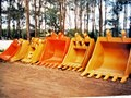 VARIOUS BUCKETS TO SUIT FROM 12-75 TON EXCAVATORS