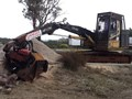 CATERPILLAR 320 WARATAH CONVERTED
