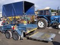 TERBERG 8X5 BOX TRAILER