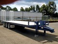 BORG TRIAXLE TAG PLANT TRAILER