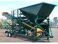 THOMAS STANDARD BATCHING PLANT WITH DIESEL ENGINE & PLATFORM