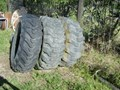 OTHER TRUCK AND TRACTOR TYRES 2ND HAND