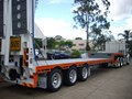 2014 R.E.S DROP DECK ROAD TRAIN LEAD