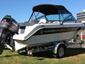 2018 HAINES HUNTER SR535 Sports Runabout