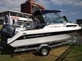 2017 HAINES HUNTER SF535 Sports Fisherman