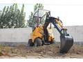 HYSOON MINI ARTICULATED LOADER 200 SERIES