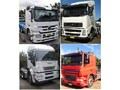 VOLVO, DAF, MERCEDES AND IVECO ALL