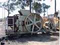 KARL HANDLE & SONS WF1050 DOUBLE ROLLS CRUSHER