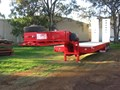 2018 RHINO LOW LOADER 3 X 4 DECK WIDENER