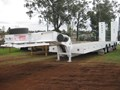 2018 RHINO LOW LOADER 4 X 4 DECK WIDENER