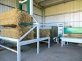 STEFFEN SYSTEMS CONVERSION SYSTEM (LARGE TO SMALL BALE)