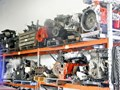 VARIOUS USED PARTS AND CORE ENGINES
