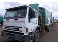2002 IVECO ACCO 6X4 GARBAGE COMPACTOR TRUCK