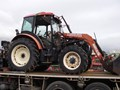 ZETOR TRACTOR (WRECKING PARTS ONLY)