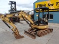 2004 CATERPILLAR 303CR PARTS