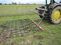 REDBACK TRIANGLE AND CHAIN HARROWS