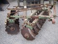 JOHN SHEARER 16 PLATE SCALLOPED DISC CULTIVATOR WRIGHTS TRACTORS PHONE 08 8323 8795