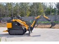 HYSOON FRONT HOE ATTACHMENT (BACK HOE) FOR MINI DIGGERS