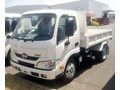 2018 HINO 300 SERIES - 616 IFS SHORT FACTORY TIPPER