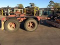 1980 SOUTHERN CROSS TANDEM CONVETER DOLLY