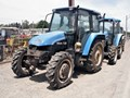 NEW HOLLAND TRACTOR WRECKING PARTS ONLY
