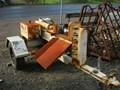 CUSTOM TRAILER MOUNTED LOG SPLITTER