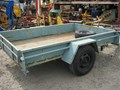 OTHER SINGLE AXLE BOX TRAILER