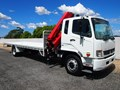 2015 FUSO FIGHTER 1627