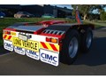2015 CIMC TANDEM AXLE DOLLY