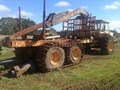 VOLVO LOG FORWARDER DISMANTLING